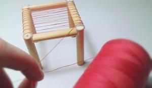 KROK IV – Zrób siedzisko krzesełka